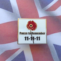 Remembrance / Poppy Badge