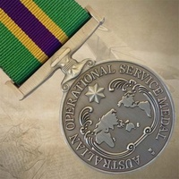 AUSTRALIAN OPERATIONAL SERVICE MEDAL - CIVILIAN | AOSM | PROTECT | AWARD