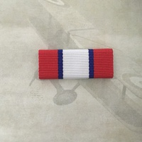 Queensland Fire Service Medal Ribbon Bar  | QFSRM