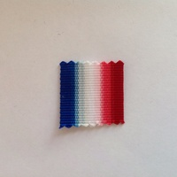 1914 - 15 Star Medal Ribbon - 1 x Meter ** CLEARANCE ** | WWII | ARMY