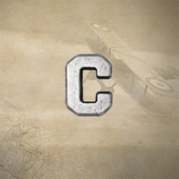 "SILVER ""C"" MEDAL ATTACHMENT DEVICE 