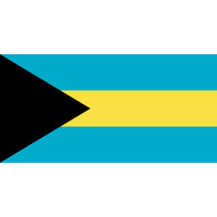 BAHAMAS COUNTRY FLAG | STICKER | DECAL | MULTIPLE STYLES TO CHOOSE FROM