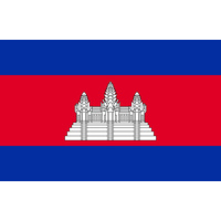 CAMBODIA COUNTRY FLAG | STICKER | DECAL | MULTIPLE STYLES TO CHOOSE FROM
