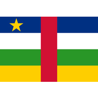 CENTRAL AFRICA REPUBLIC COUNTRY FLAG | STICKER | DECAL | MULTIPLE STYLES TO CHOOSE FROM