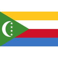 COMOROS COUNTRY FLAG | STICKER | DECAL | MULTIPLE STYLES TO CHOOSE FROM