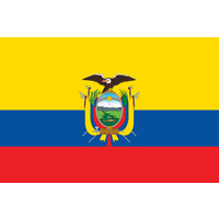 ECUADOR COUNTRY FLAG | STICKER | DECAL | MULTIPLE STYLES TO CHOOSE FROM