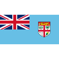 FIJI COUNTRY FLAG | STICKER | DECAL | MULTIPLE STYLES TO CHOOSE FROM