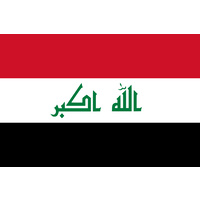IRAQ COUNTRY FLAG | STICKER | DECAL | MULTIPLE STYLES TO CHOOSE FROM