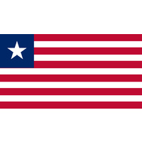 LIBERIA COUNTRY FLAG | STICKER | DECAL | MULTIPLE STYLES TO CHOOSE FROM