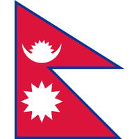 NEPAL COUNTRY FLAG | STICKER | DECAL | MULTIPLE STYLES TO CHOOSE FROM