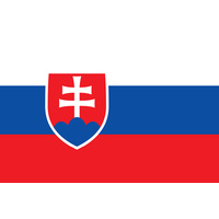 SLOVAKIA COUNTRY FLAG | STICKER | DECAL | MULTIPLE STYLES TO CHOOSE FROM