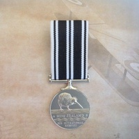 NZ OPERATIONAL SERVICE MEDAL | NZOSM |  ANZAC |  MILITARY | ARMY | KIWI