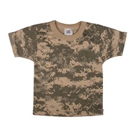 Infant Army ACU Camo T-Shirt | CAMOFLAUGE | DRESS | COSTUME | PLAY