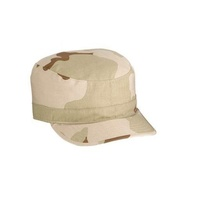 Desert Camo Army Fatigue Cap | ARMY | COSTUME | DRESS | MILITARY