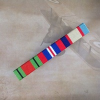 Defence Medal, War Medal 39-45, ASM 39-45 Ribbon Bar | WAR | AUSTRALIA
