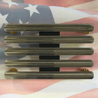 U.S. SERVICE MEDAL RIBBON BAR MOUNTING RACK | 15 SPACE | US ARMY | MILITARY