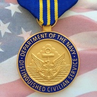 U.S. NAVY DISTINGUISHED CIVILIAN SERVICE MEDAL | USN| UNITED STATES | AWARD