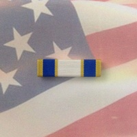 U.S. AIR FORCE DISTINGUISHED SERVICE MEDAL RIBBON BAR | GALLANTRY | HEROISM