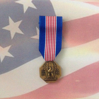 U.S. SOLDIERS MEDAL | MINI | ARMY | UNITED STATES | HEROISM | VALOR