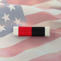 U.S. WWII Army / Navy / Marines Occupation Service Ribbon Bar