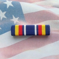 U.S. Global War On Terror (Service) Medal Ribbon Bar