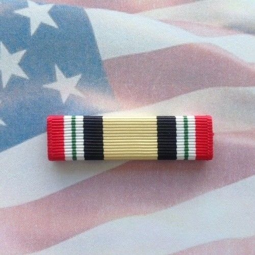 U.S. Iraq Campaign Medal Ribbon Bar